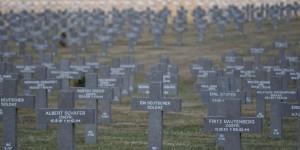 Soldatengräber in Holland