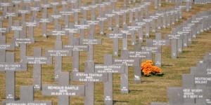 Niederländischer Soldatenfriedhof