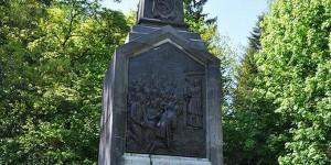 Denkmal an den Klöppelkrieg
