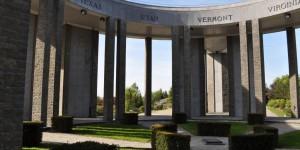 Mardasson-Memorial bei Bastogne