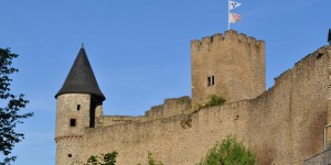 Burg in Bourscheid