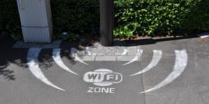 Wi-fi-Zone in Luxemburg