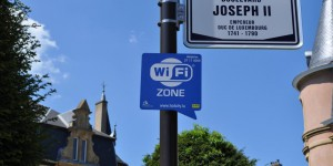 Hinweis auf Wi-fi