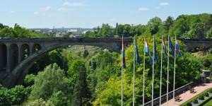 Petruss-Tal in Luxemburg