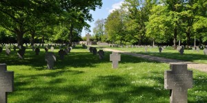 Soldatenfriedhof in Luxemburg