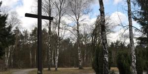Polnisches Gedenkkreuz