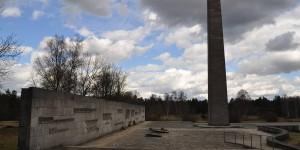 Obelisk in Bergen-Belsen
