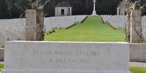 Soldatenfriedhof in Becklingen
