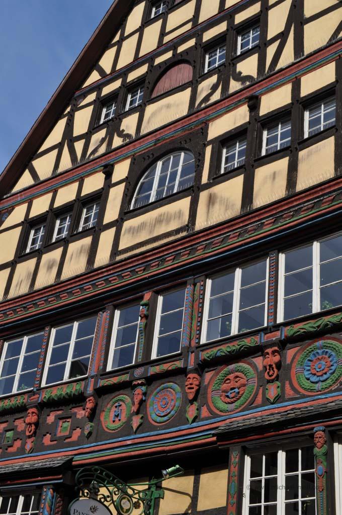 Fachwerk in Bad Münstereifel