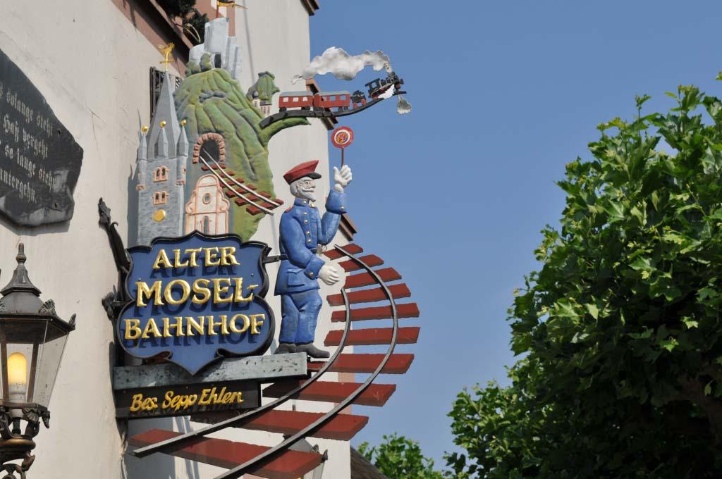 Schild in Bernkastel-Kues