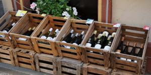Mosel und der Wein