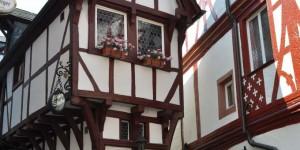 Das Spitzhäuschen in Bernkastel-Kues