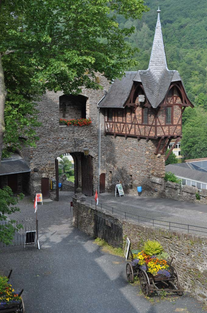 Reichsburg oberhalb von Cochem