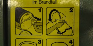 Hinweise zum Anlegen der Schutzmaske