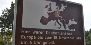 Ehemalige innerdeutsche Grenze