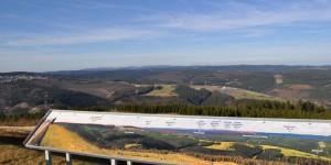 Panorama vom Farmdenkopf