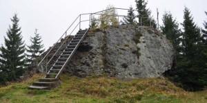 Aussichtspunkt Regenbergstein