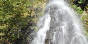Wasserfall bei Trusetal