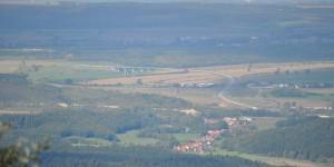 Blick vom Großen Inselberg