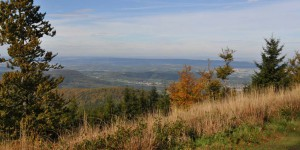 Panorama vom Großen Inselberg