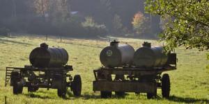Landwirtschaft im Thüringer Wald