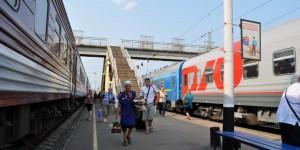Bahnhof von Balezino