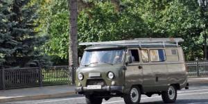 UAZ Transporter