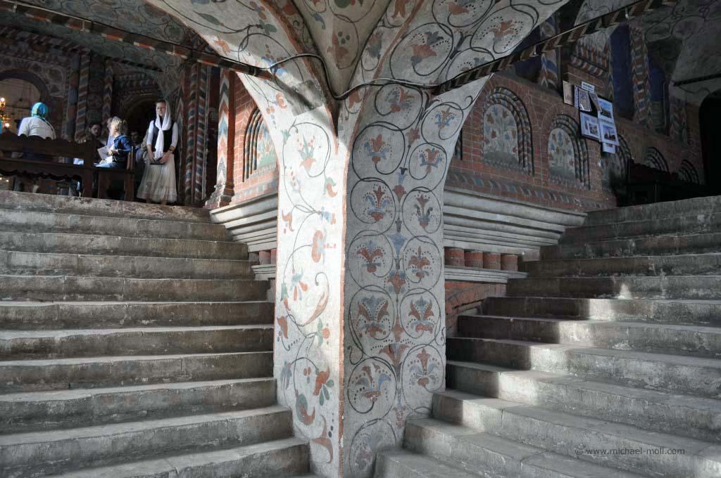 Ausgang der Kathedrale