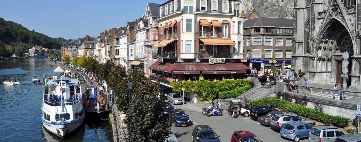 Jakobsweg in Belgien