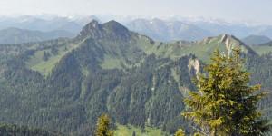 Blick vom Hirschberg