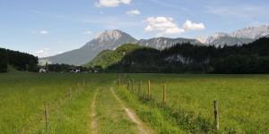 Alpen bei Kiefersfelden