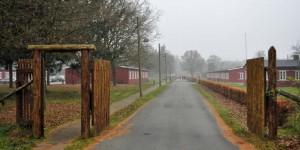Zugang zum Frøslev-Lager