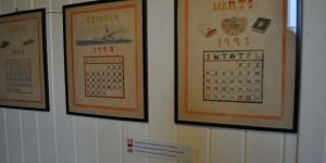 Kalender von Häftlingen