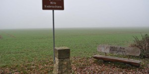 Geografischer Mittelpunkt von Niedersachsen