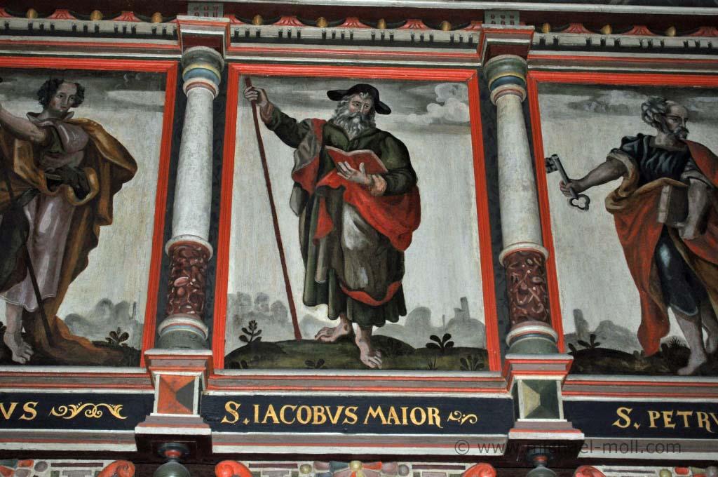 Apostel Jakobus