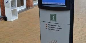 Informationssystem für Touristen