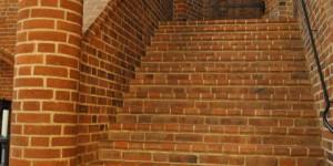 Treppe in der Klosterkirche