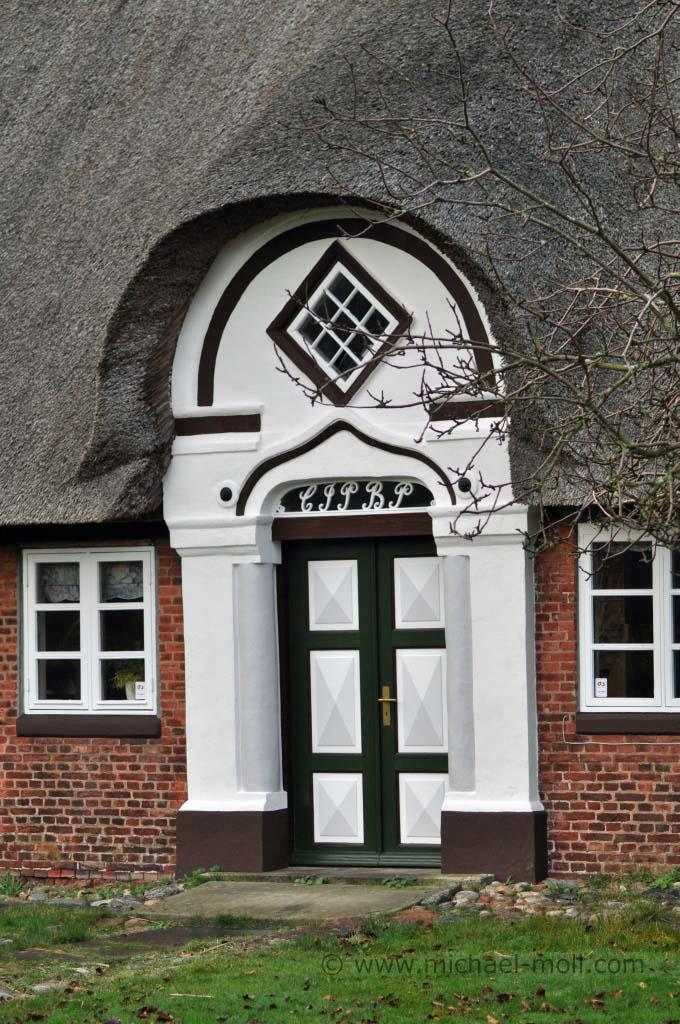 Typisch dänisches Haus