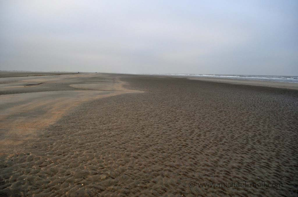 Strand von Rømø