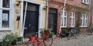 Dänisches Fahrrad