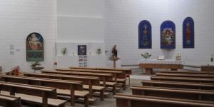 Sankt Nikolaikirche von Innen