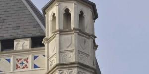 Erker am Wasserturm