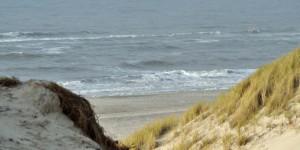 Aufgewühlte Nordsee
