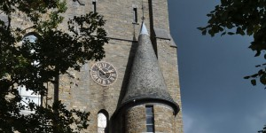 Esneux und die Kirche