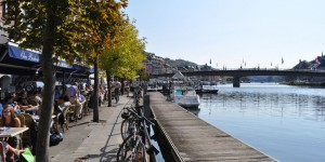 Promenade der Maas