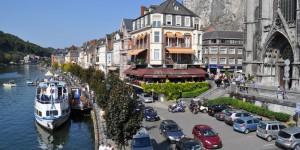 Promenade von Dinant