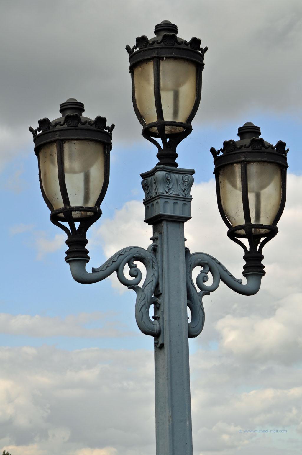 Alte Lampen