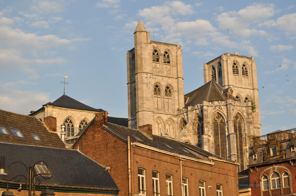 Kirche in Huy