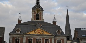Rathaus in Huy