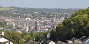 Aussicht auf Namur